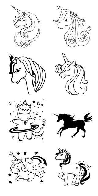 Frases Con Unicornios Para Frascos De Vidrio Buscar Con Google