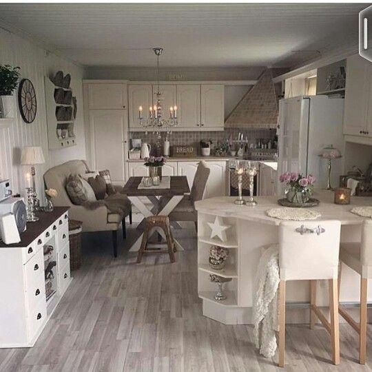 Was eine schöne Küche ❤