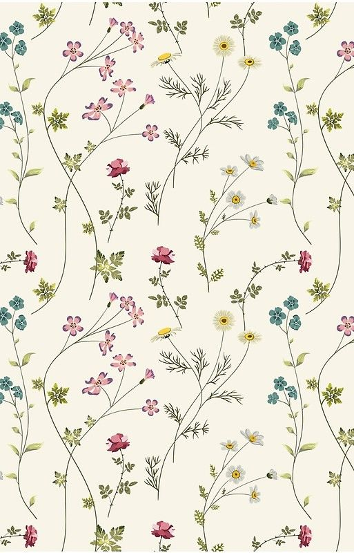 Pressed Flowers Iphone 11 Soft By Sandityche Flower Background Wallpaper Flower Phone Wallpaper Cute Patterns Wallpaper