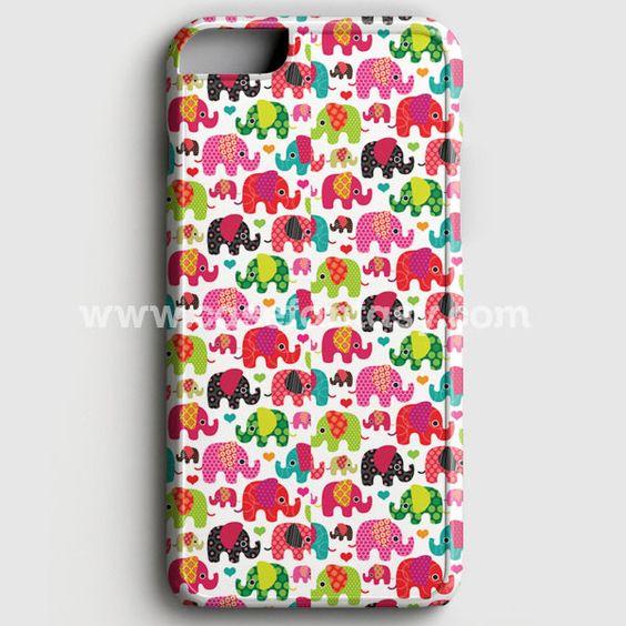 Two Elephants iPhone 6 Plus/6S Plus Case | casefantasy