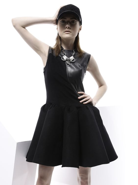 Taja Dress in Black | Methodology | NOT JUST A LABEL