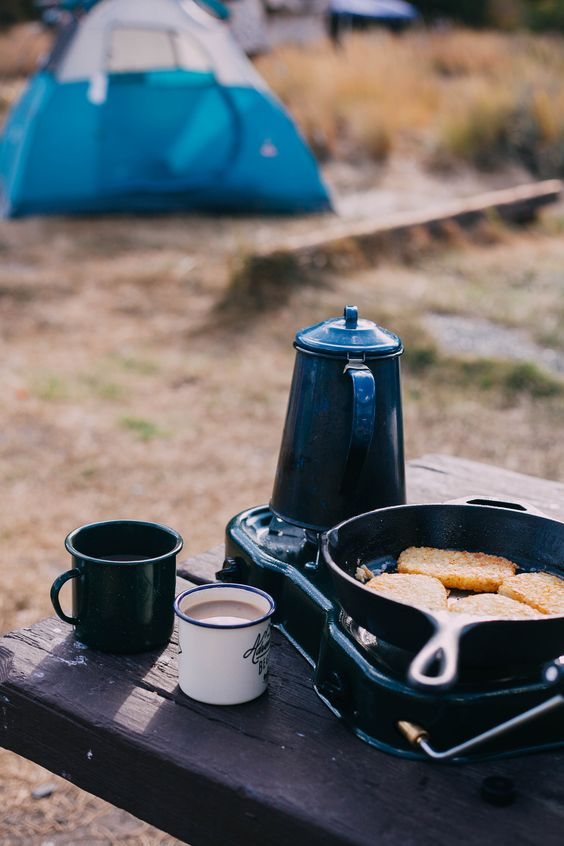 Find camping recipes on Hipcamp.