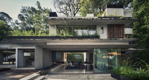 Gallery of 40 Impressive Details Using Concrete - 180