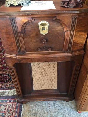 1933 Philco am radio++WORKS GREAT! in Tacoma, WA (sells for $425)