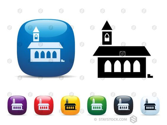 Church Icon Set STAYSTOCK Pinterest Products, Icons and Church - fresh blueprint for church growth