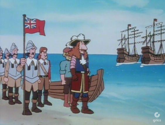 En 1579 et 1584, plusieurs colonies anglaises furent fondées en Amérique du Nord: la Nouvelle-Albion et la Colonie de Roanoke, mais elles disparurent. À partir de 1606, d'autres colonies furent fondées: la Virginie, le Massachusetts (par les puritains du Mayflower), le Connecticut, Rhode Island, le New Hampshire, le Maryland, les Carolines du Nord et du Sud, New York, le New Jersey, le Delaware, la Pennsylvanie et plus tardivement la Géorgie. Chacune était indépendante des autres et po...