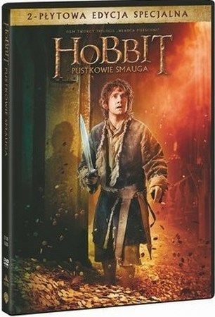 """Hobbit - pustkowie Smauga"" (""The Hobbit - the desolation of Smaug""), reż., scen. Peter Jackson; scen. Guillermo del Toro, na podstawie powieści J.R.R. Tolkiena. Obsada: Ian McKellen, Martin Freeman, Richard Armitage. 155 min."