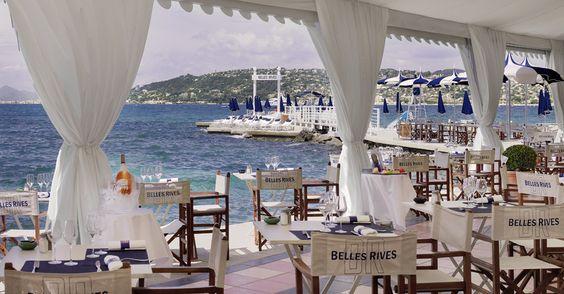Hotel Belles Rives : Antibes, Juan les Pins