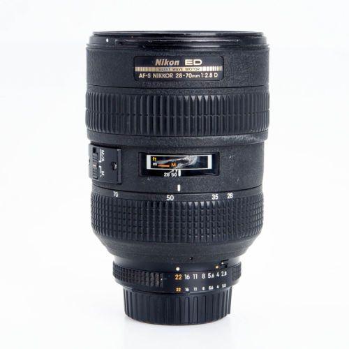Nikon Nikkor Af S 28 70 F2 8d Ed Autofocus Zoom Lens 1961 Zoom Lens Stuff To Buy Autofocus