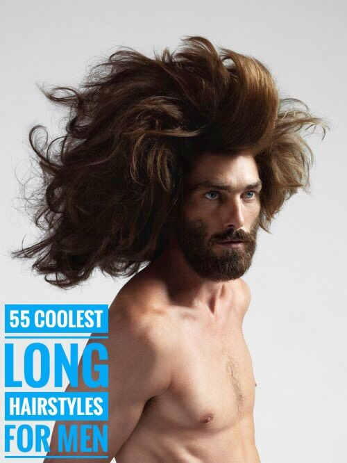 Pin On Guys With Long Hair