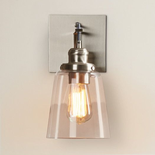 Trent Austin Design Knapp 1 Light Wall Sconce | AllModern