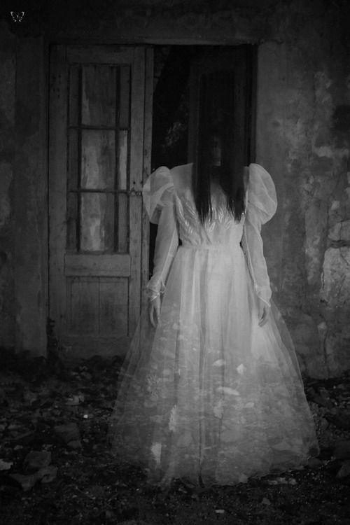 Ghost Girl | Dark Spirits | Pinterest | Wedding, Girls and