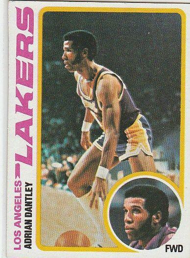1978-79 Topps #132 Adrian Dantley