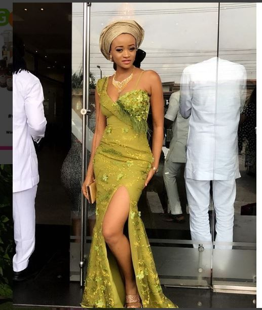 2019 Latest and Breathtaking Asoebi Lace Styles