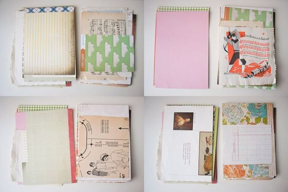 #journal pages