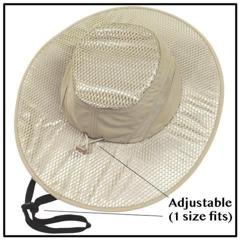 Hydro Cooling Bucket Hat Sun Hats Beige Style Hats