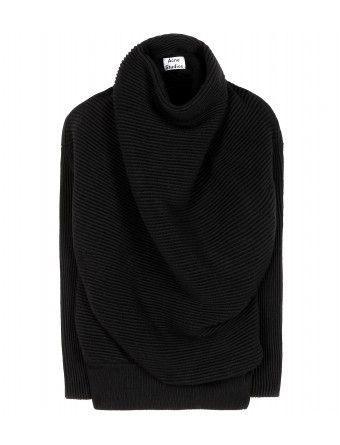 Galactic Oversized Wool Sweater ◊ Acne Studios ► mytheresa.com