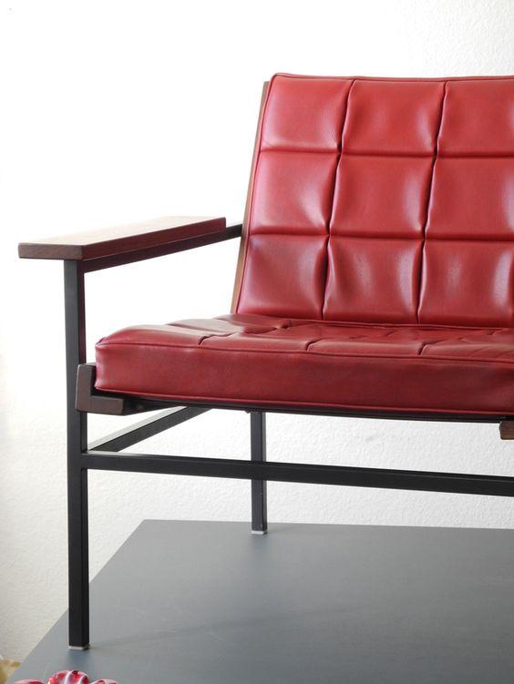 Edler Lounge Sessel Im Fußball Retro Design (der WM Hit!)   Neupreis 2199  Euro | Ben U0026 Mattis Zimmer | Pinterest | Euro