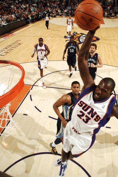 Shaquille O'Neal, Phoenix Suns.