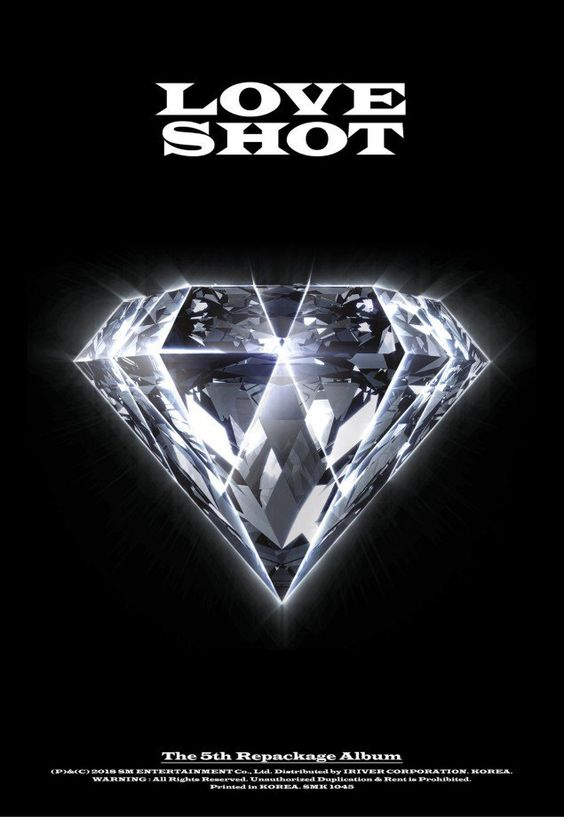 After revealing a brand new logo, EXO has now revealed the group teaser image for their upcoming 5th repackage album titled 'Love Shot'.The group phot…