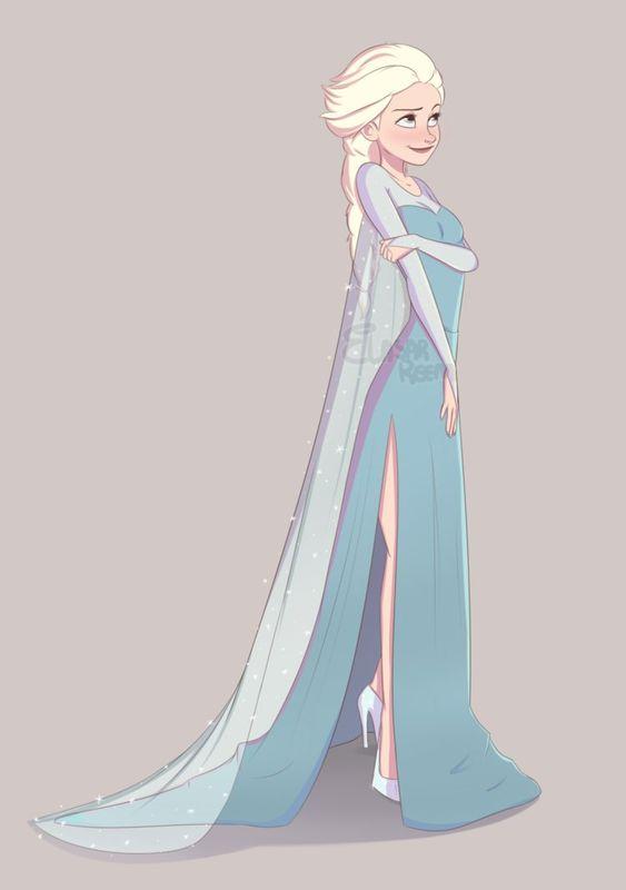 Elsa by Dreemers on deviantART