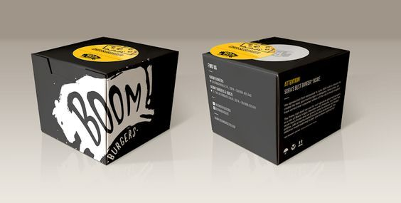 Download Pin On Cloud Kitchen Packaging Branding