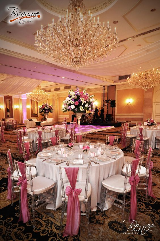 15 a os decoracion eventos by bsquare pinterest mesas for Sillas para 15 aneras