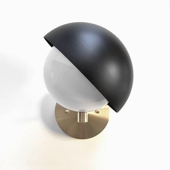 Modern Wall Lamp  Modern Sconce  Modern Wall von PhotonicStudio