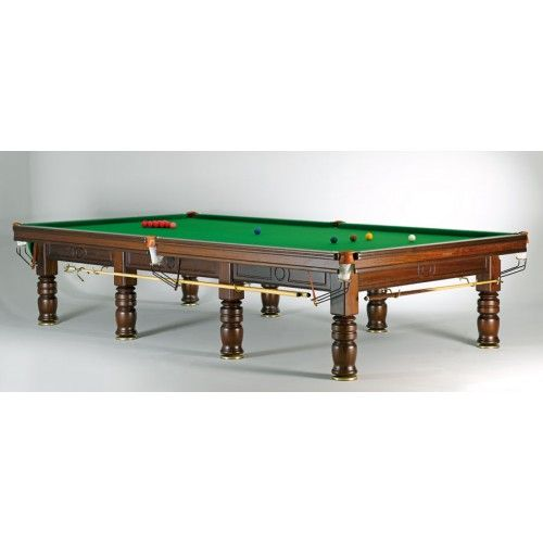 Sam Tagora Slate Bed Snooker Table