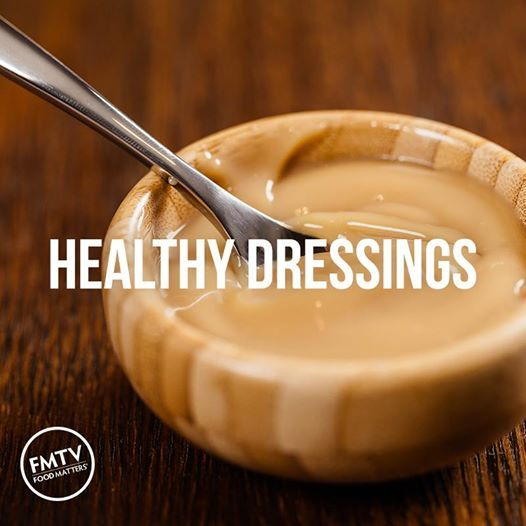 There is no better way to bring a salad alive than with a delicious dressing! http://www.fmtv.com/watch/Dressings