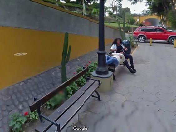 Suami Gugat Cerai Istri Gara-gara Foto di Google Maps