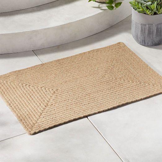 Modern Doormats Outdoor Mats And Shower Mats Cb2 Outdoor Mat Door Mat Modern Doormats