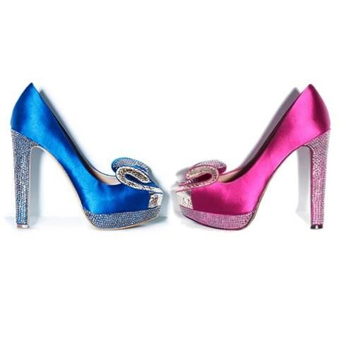 I love these but would break my neck. LOL!!!!