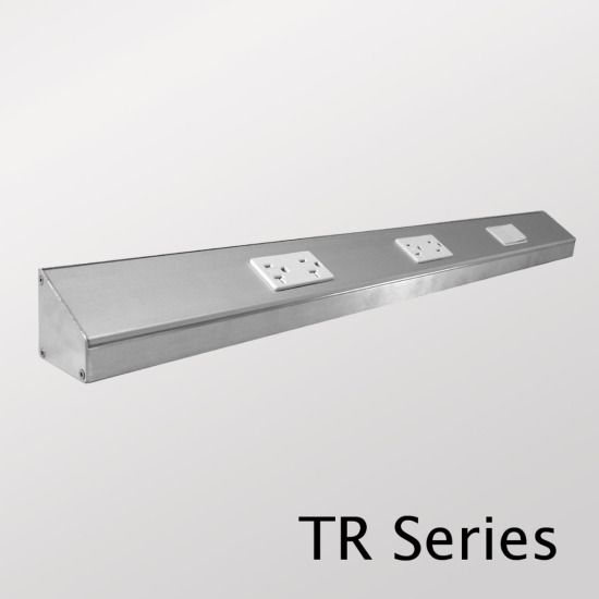 tr series angle power strip task lighting comes in. Black Bedroom Furniture Sets. Home Design Ideas