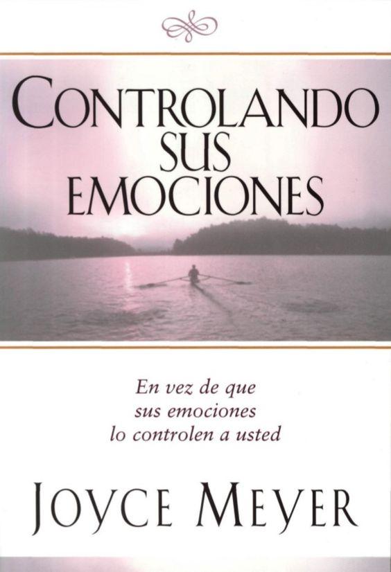 Joyce Meyer, Controlando sus emociones, PDF