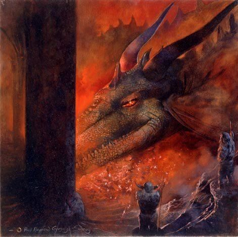 Paul Raymond Gregory, Smaug Dragon of the Ered Mithrin