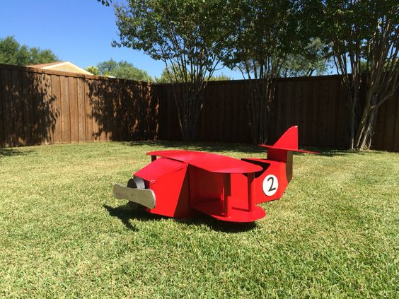 My husband made a cardboard airplane prop for my sons 2 year photo session. I'm biased, but I think it's pretty awesome! Super proud of my handy man husband! He takes my crazy ideas and makes them come to life .
