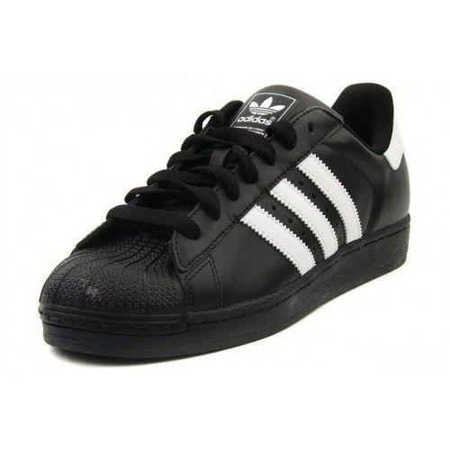 Adidas Originals Superstar Foundation HerrDam Skor Svart B27140