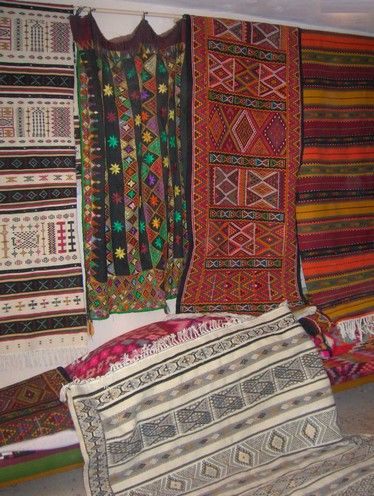 tapis du mzab ghardaia 2