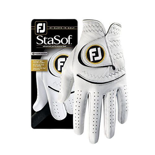 Golf Glove Footjoy Stasof Mens Golf Glove Fits On Lh Pearl 3xl See This Fantastic Item This Is An Affiliate Link Golf Gloves Mens Gloves Gloves
