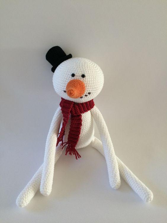 Hr. Frost   LittleHappyCrochet