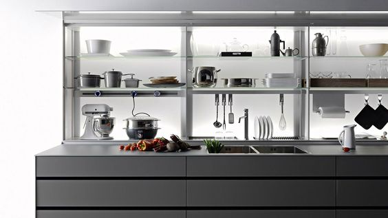 The Design Team At Valcucine Must Be Nothing Short Of Genius. Who Knew That  Luxury And Logic Could Be So Perfectly Intertwined, As To Both Create Ku2026