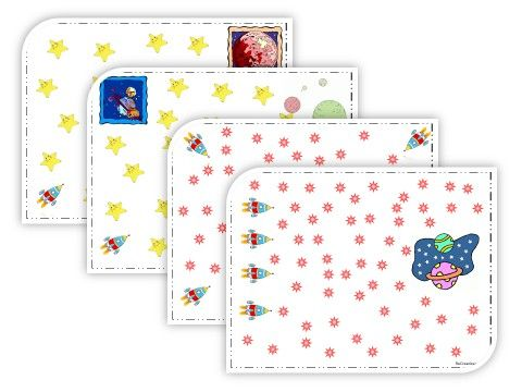 Géométrie : Atelier étoiles alignées