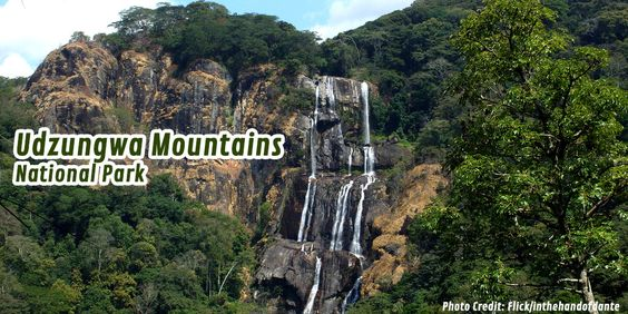 #Udzungwa #Mountains #National #Park in Dar es Salaam #Tanzania, A must to visit place in your #lifetime.