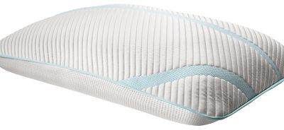 Tempur Pedic Tempur Adapt Queen Prolo Cooling Pillow White L