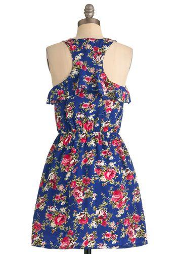 Lawn a Roll Dress