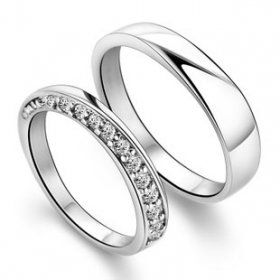 matching promise rings for boyfriend and