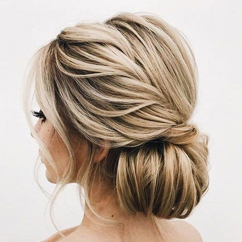 50 Perfect Bridesmaid Hairstyles For Your Wedding Party 2020 Guide In 2020 Hair Styles Bridesmaid Hair Formal Hairstyles For Long Hair