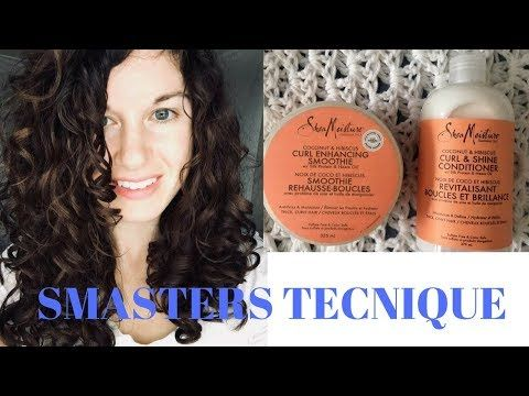 How To Style Naturally Curly Hair Smasters Technique Youtube Curly Hair Styles Naturally Curly Hair Styles Naturally Curly