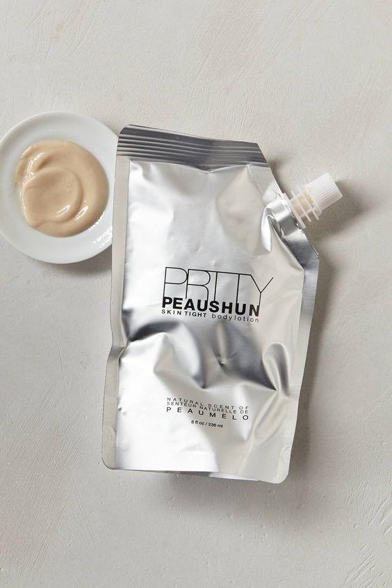 Prtty Peaushun Skin Tight Body Lotion - anthropologie.com